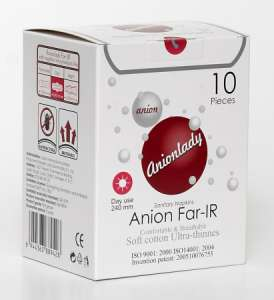 Far-IR Anion hygienische Binden ...