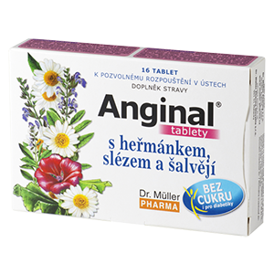 Anginal® Tabletten mit Kamille, ...