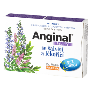 Anginal® Tabletten mit Salbei un...