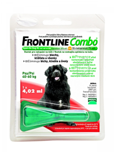 FRONTLINE COMBO SPOT-ON HUND XL ...
