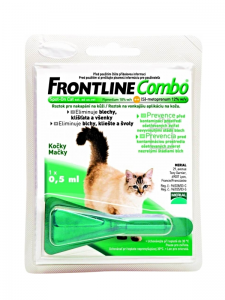 Frontline Spot On Cats, ein Anti...