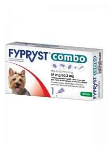 FYPRYST Combo 67 mg / 60,3 mg Sp...