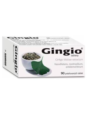 GINGIO 40 MG 90 TABLETTEN
