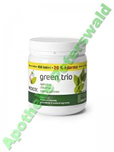 GREEN TRIO 540 TABLETTEN