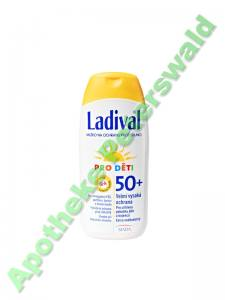 LADIVAL KINDER LSF 50+ MILCH 200...