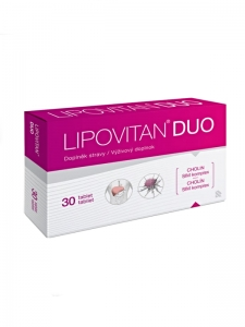 LIPOVITAN DUO 30 TABLETTEN