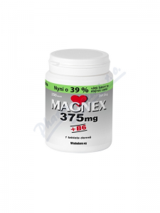 Magnesium 375 mg + Vitamin B6 2,...