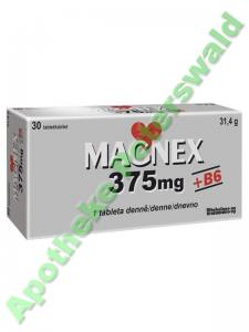 MAGNEX 375 MG + VITAMIN B6 30 TA...