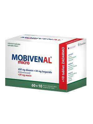 MOBIVENAL MICRO 60+10 TABLETTEN