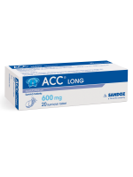 ACC LONG 600 MG 20 BRAUSETABLETTEN