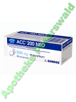 ACC NEO 200 MG 20 BRAUSETABLETTE...