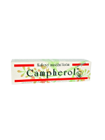 CAMPHEROL MASSAGENCREME 50 G