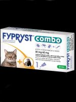 FYPRYST SPOT-ON KATZE 3x PIPETTE...